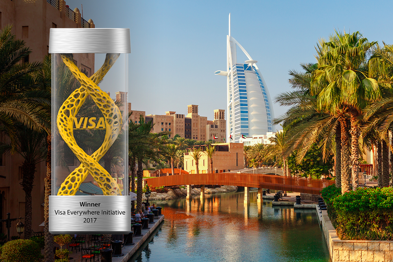 visa everywhere initiative middle east