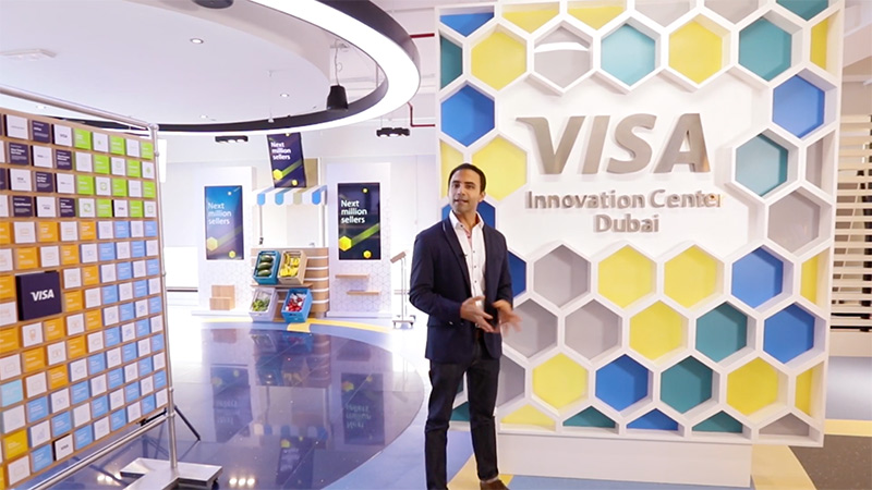 Visa Dubai Innovation Center