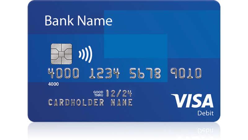 Visa Debit Karte